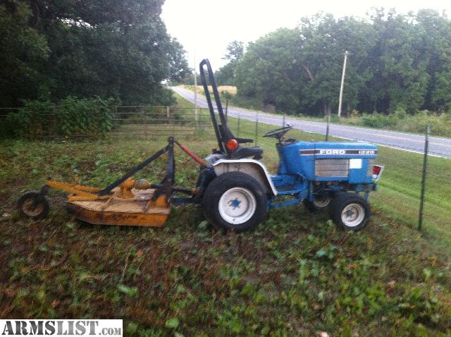 1210 1220 Ford Tractors