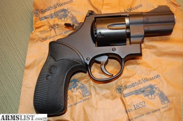 Smith Wesson 9mm Revolver