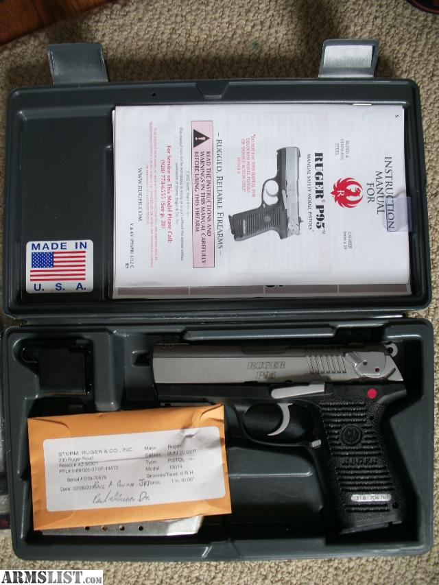 ruger discontinued the p series in 2013 after 17 years