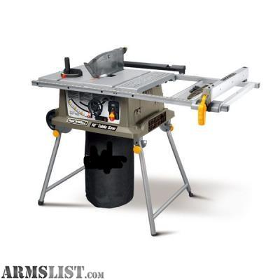 Armslist for sale trade sears contractors table saw for 12 inch table saws for sale