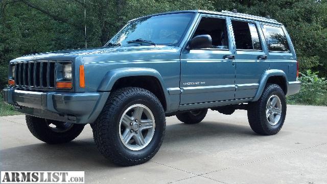 armslist for sale 1999 jeep cherokee limited. Black Bedroom Furniture Sets. Home Design Ideas