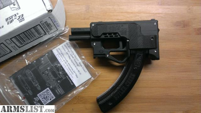 Can you attach a USFA Zip pistol to another pistol? - AR15 COM
