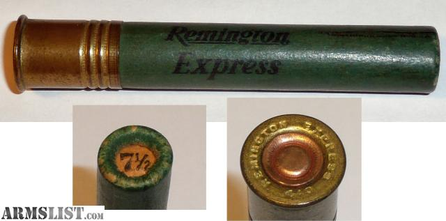 Armslist For Sale Antique 3 Quot 410 Shotgun Shell