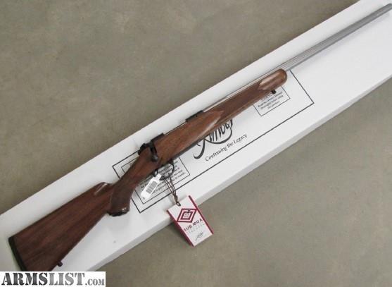 Armslist For Sale Kimber 84m Varmint 24 Quot Ss Fluted 204 Rug