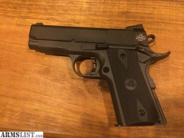 Rock Island Armory Compact  Mm For Sale